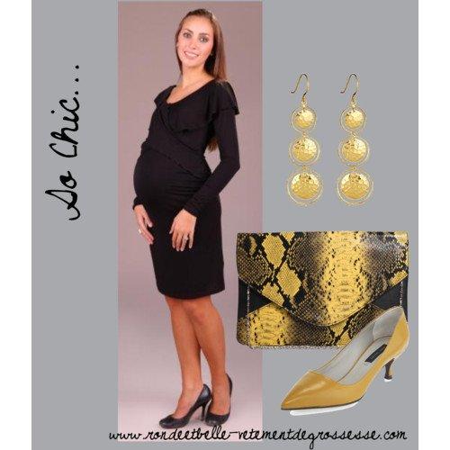 Vetements femmes enceintes rondes